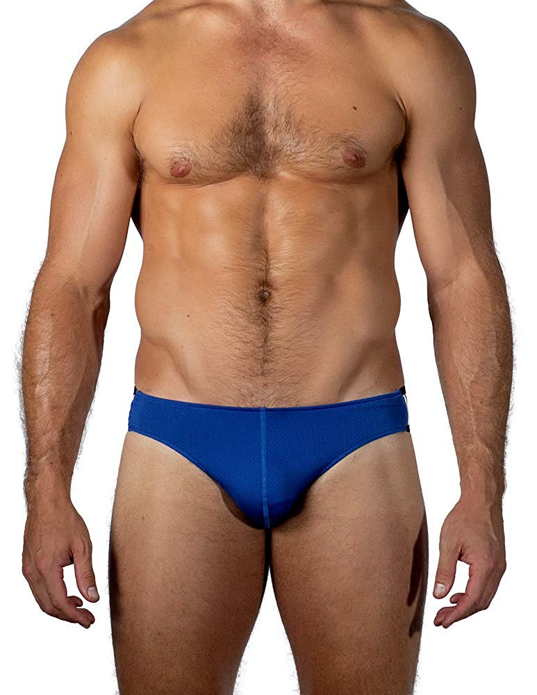 Novelty Pánský Jockstrap AussieBum Gordon Royal2