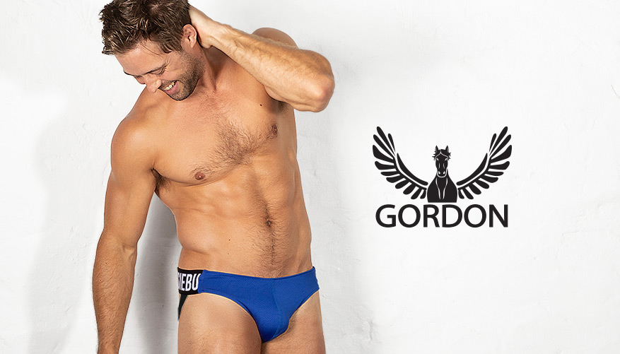 Novelty Pánský Jockstrap AussieBum Gordon Royal4