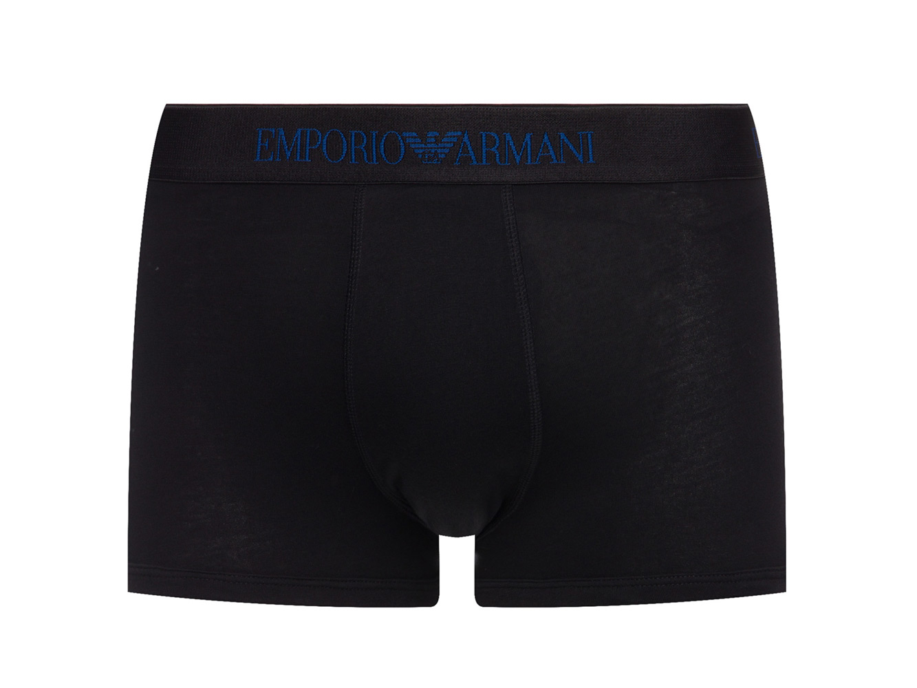 EMPORIO ARMANI boxerky Pure Cotton 3 pack - Blue4