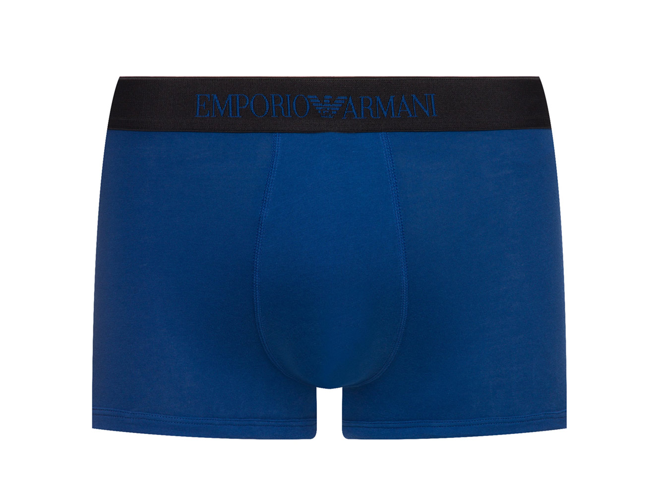 EMPORIO ARMANI boxerky Pure Cotton 3 pack - Blue5